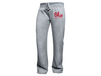 Ohio State Buckeyes NCAA Women's Open Bottom Fleece Sweatpants