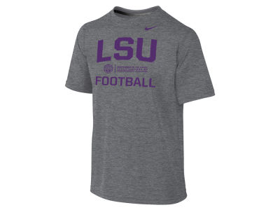 LSU Tigers NCAA Youth Legend Lift T-Shirt