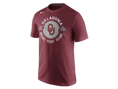 Oklahoma Sooners Nike NCAA Men's Final Four Bring Your Game T-Shirt