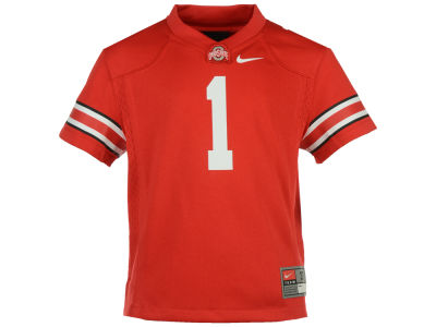 Ohio State Buckeyes Nike NCAA Kids Replica Football Game Jersey