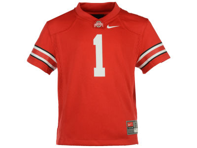 Ohio State Buckeyes Nike NCAA Toddler Replica Football Game Jersey