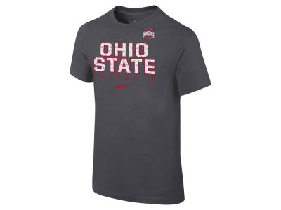Ohio State Buckeyes Nike NCAA Youth Cotton Facility T-Shirt