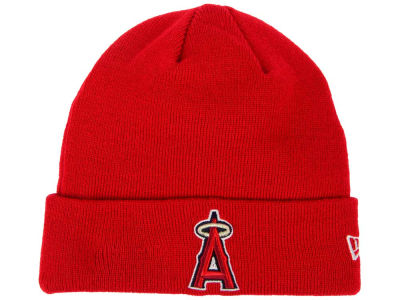 Los Angeles Angels New Era MLB Basic Cuffed Knit