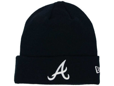 Atlanta Braves New Era MLB Basic Cuffed Knit