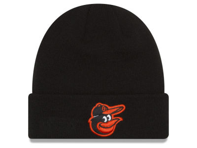 Baltimore Orioles New Era MLB Basic Cuffed Knit