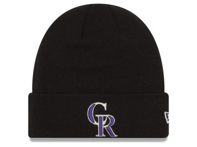Colorado Rockies New Era MLB Basic Cuffed Knit