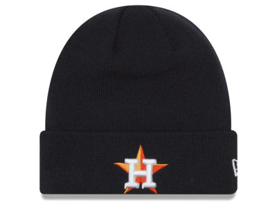 Houston Astros New Era MLB Basic Cuffed Knit