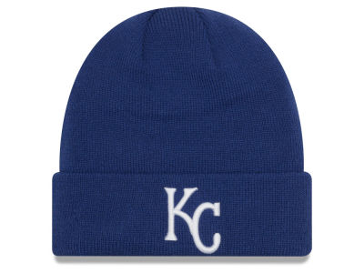 Kansas City Royals New Era MLB Basic Cuffed Knit