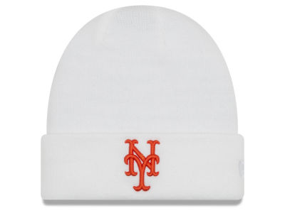 New York Mets New Era MLB Basic Cuffed Knit