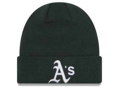 Oakland Athletics New Era MLB Basic Cuffed Knit