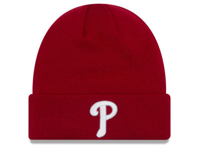 Philadelphia Phillies New Era MLB Basic Cuffed Knit