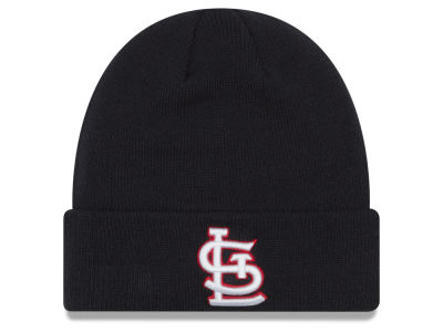 St. Louis Cardinals New Era MLB Basic Cuffed Knit