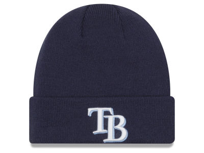 Tampa Bay Rays New Era MLB Basic Cuffed Knit