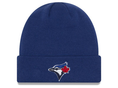 Toronto Blue Jays New Era MLB Basic Cuffed Knit