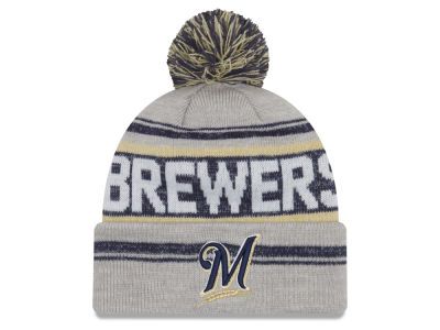 Milwaukee Brewers New Era MLB Snow Dayz Knit