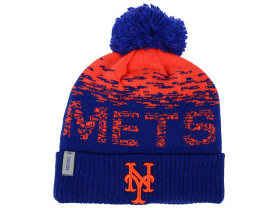 New York Mets New Era MLB On-Field Sport Knit