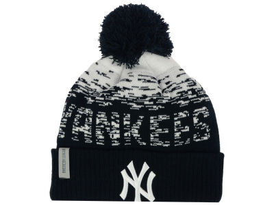 New York Yankees New Era MLB On-Field Sport Knit