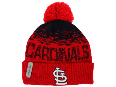 St. Louis Cardinals New Era MLB On-Field Sport Knit