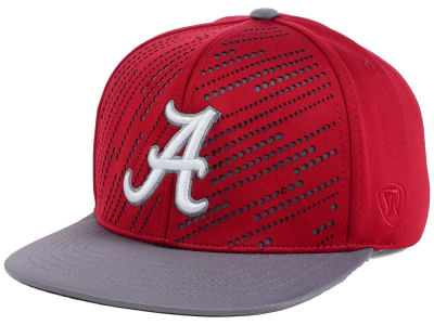 Alabama Crimson Tide NCAA Sun Breaker Snapback Cap