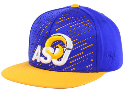 Angelo State University Rams NCAA Sun Breaker Snapback Cap