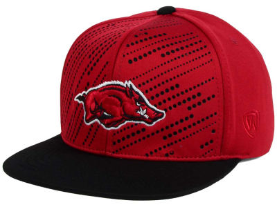 Arkansas Razorbacks NCAA Sun Breaker Snapback Cap