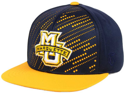 Marquette Golden Eagles NCAA Sun Breaker Snapback Cap