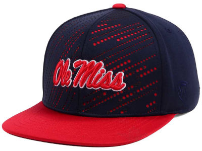 Ole Miss Rebels NCAA Sun Breaker Snapback Cap