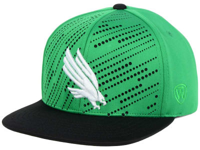 North Texas Mean Green NCAA Sun Breaker Snapback Cap
