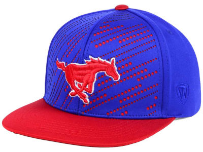 Southern Methodist Mustangs NCAA Sun Breaker Snapback Cap