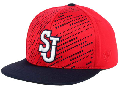 St Johns Red Storm NCAA Sun Breaker Snapback Cap