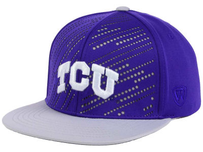 Texas Christian Horned Frogs NCAA Sun Breaker Snapback Cap