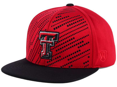 Texas Tech Red Raiders NCAA Sun Breaker Snapback Cap