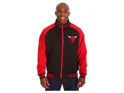 Chicago Bulls NBA Men's Reversible Track Jacket