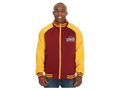Cleveland Cavaliers NBA Men's Reversible Track Jacket