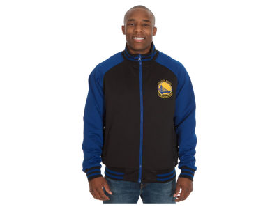 Golden State Warriors NBA Men's Reversible Track Jacket