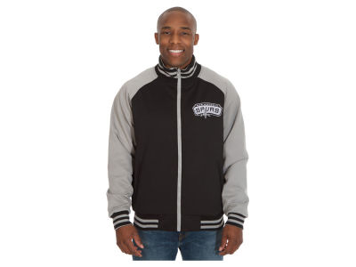 San Antonio Spurs NBA Men's Reversible Track Jacket