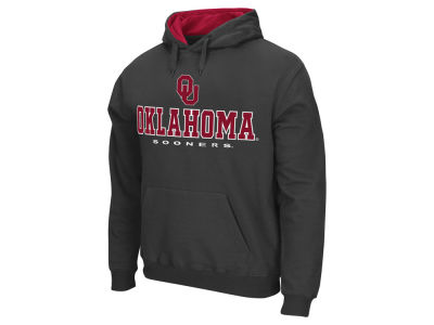 Oklahoma Sooners Colosseum NCAA Men's 3 Stack Logo Hoodie