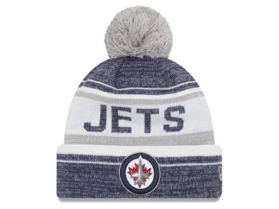 Winnipeg Jets New Era NHL Snow Dayz Knit