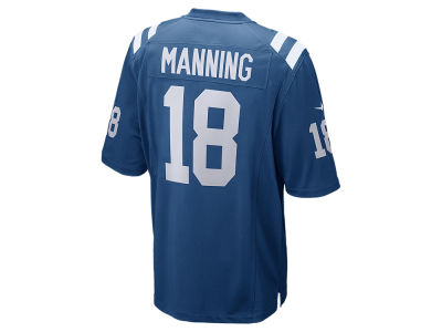 Indianapolis Colts Peyton Manning Nike NFL Men's Game Jersey
