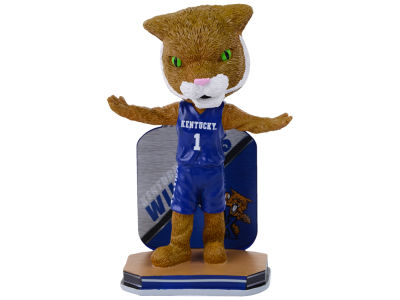Kentucky Wildcats Forever Collectibles Name & Number Bobblehead