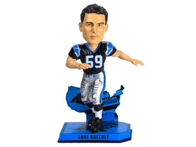 Carolina Panthers Luke Kuechly Nation Bobblehead