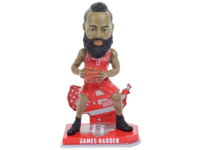Houston Rockets James Harden Nation Bobblehead