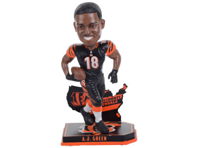 Cincinnati Bengals A. J. Green Nation Bobblehead