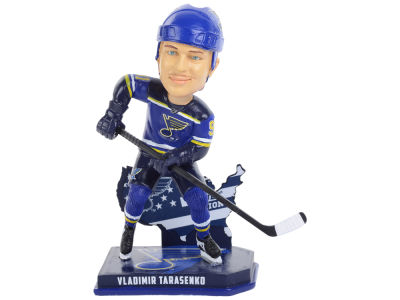 St. Louis Blues Vladimir Tarasenko Forever Collectibles Nation Bobblehead