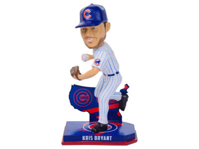 Chicago Cubs Kris Bryant Nation Bobblehead