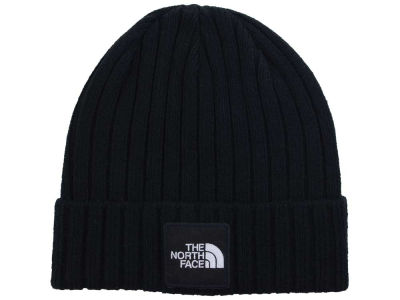 The North Face Logo Boxed Cuffed Knit