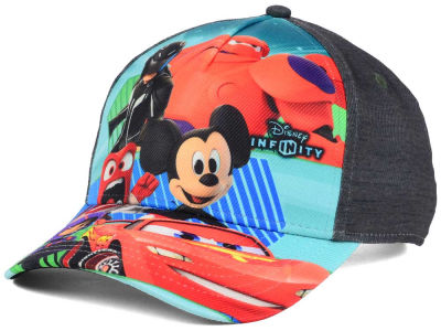 Disney Youth Angry Cars Adjustable Cap