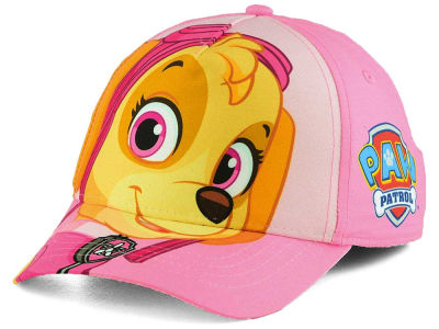 Nickelodeon Toddler Big Face Skye Adjustable Cap