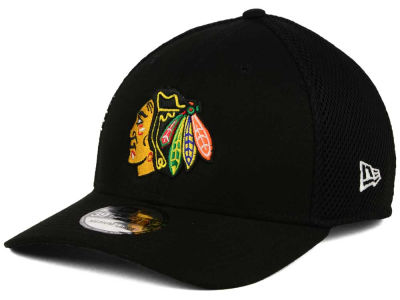 Chicago Blackhawks New Era NHL Chase Neo 39THIRTY Cap