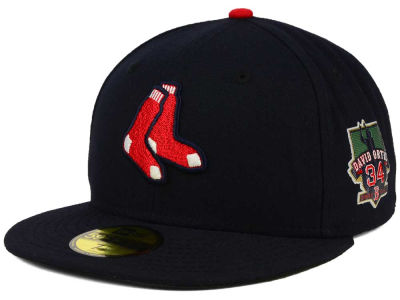 Boston Red Sox David Ortiz New Era MLB Ortiz On-Field AC Patch 59FIFTY Cap